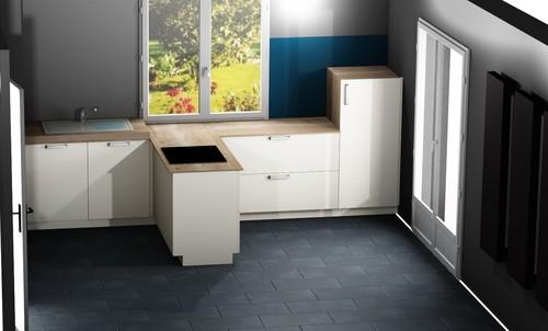 des id es de couleurs pour refaire ma cuisine. Black Bedroom Furniture Sets. Home Design Ideas