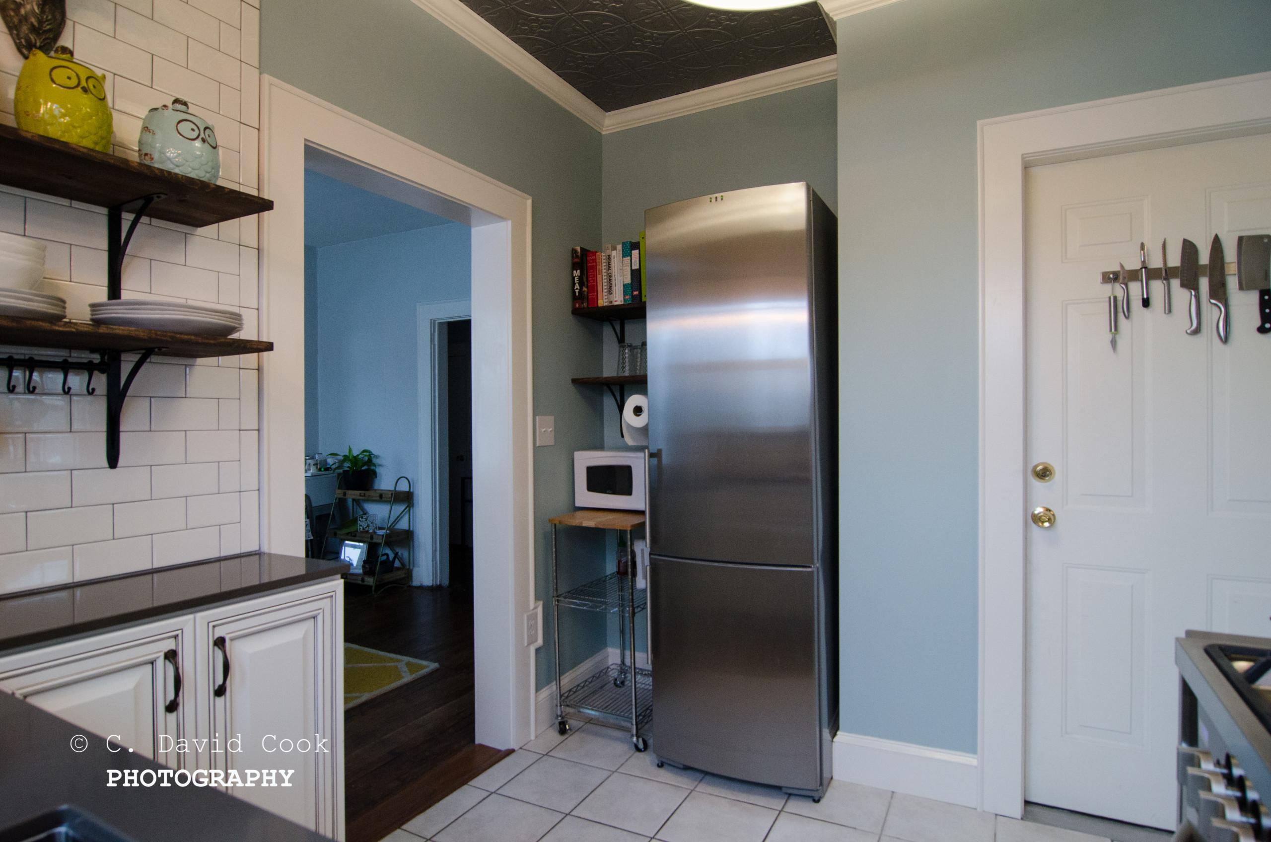 Tiny Kitchen Remodel