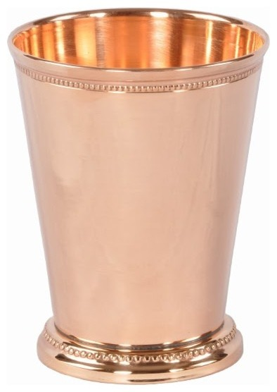 Pure Copper Mint Julep Cup 12oz Traditional Cups And Glassware