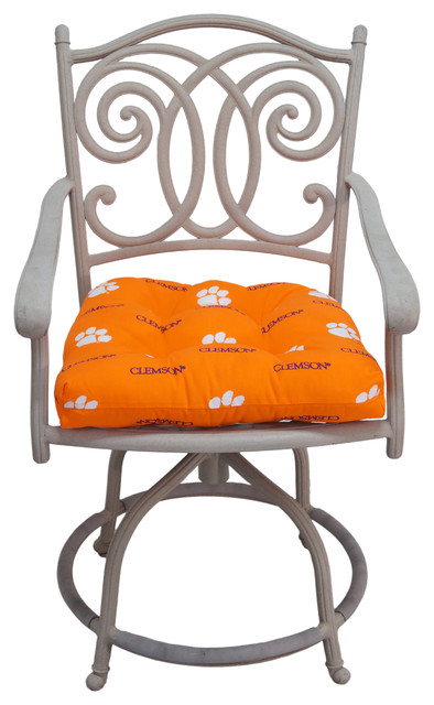 Clemson Tigers D Cushion 20 Quot X20 Quot Traditional Outdoor