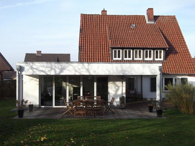 Moderner Anbau moderner anbau an siedlungshaus modern sonstige gabriele