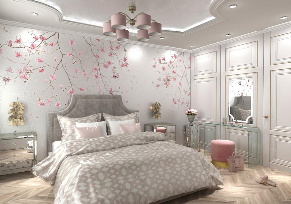 Спальня ТИМИРЯЗЕВА