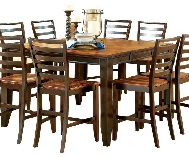 Steve Silver Abaco Counter Height Table With Leaf