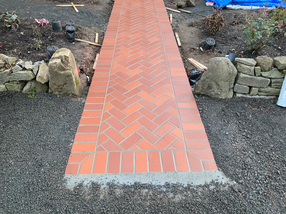 Brick pavers & Concrete pavers