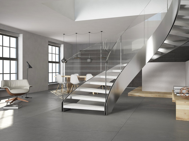 CAST - Modern Stairs modern-staircase