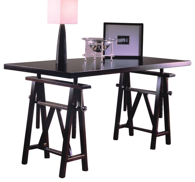 Ligna Architect Desk Walnut