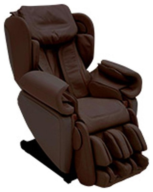 Kagra Designed in Japan 4D Premium Massage chair, Brown by Synca Wellness