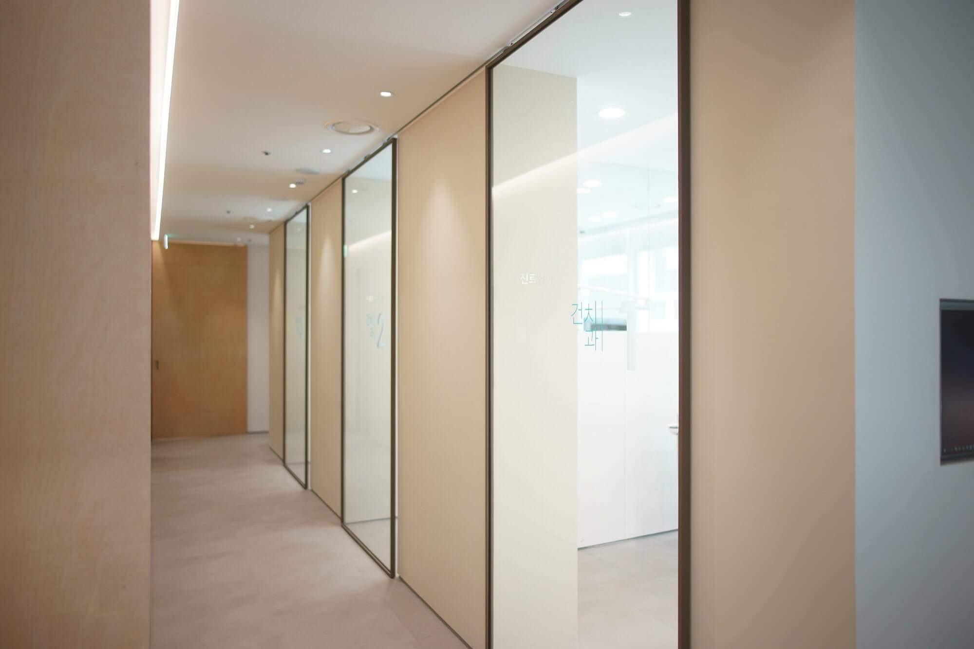 Modern Interior - Dental Clinic