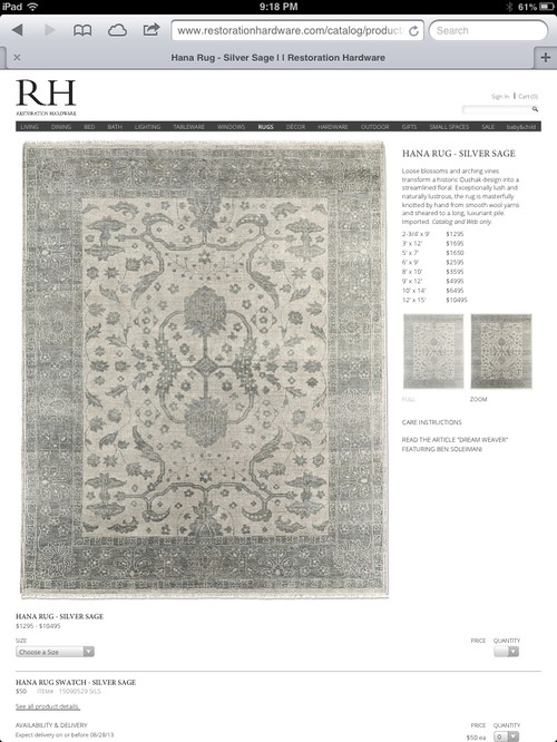 category rugs catalog restoration fw rh collections jsp contemporary rug chal wid hardware