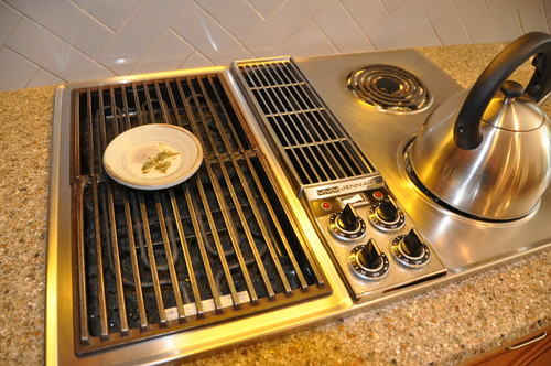 Can A Downdraft Stovetop Be Converted To A Range