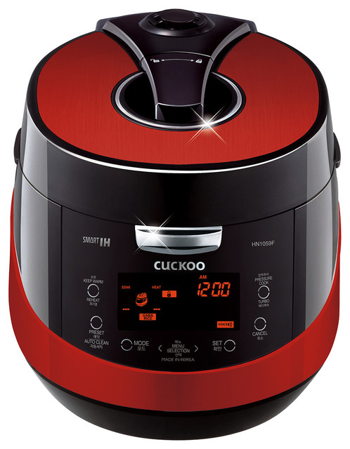 Cuckoo Electric Induction Heating Pressure Rice Cooker Crp-Hn1059fr.