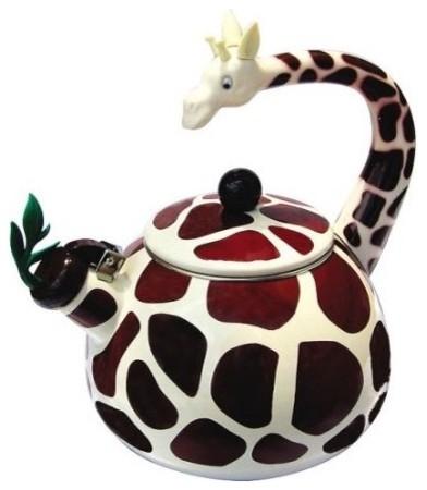 Giraffe Whistling Kettle