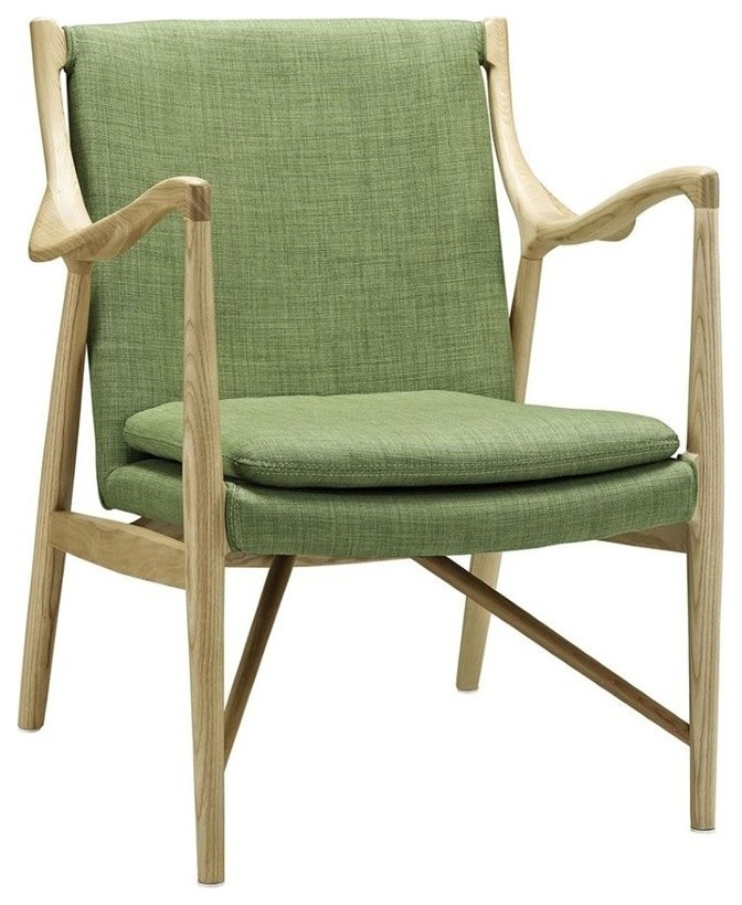 Super Makeshift Upholstered Lounge Chair Natural Green Unemploymentrelief Wooden Chair Designs For Living Room Unemploymentrelieforg