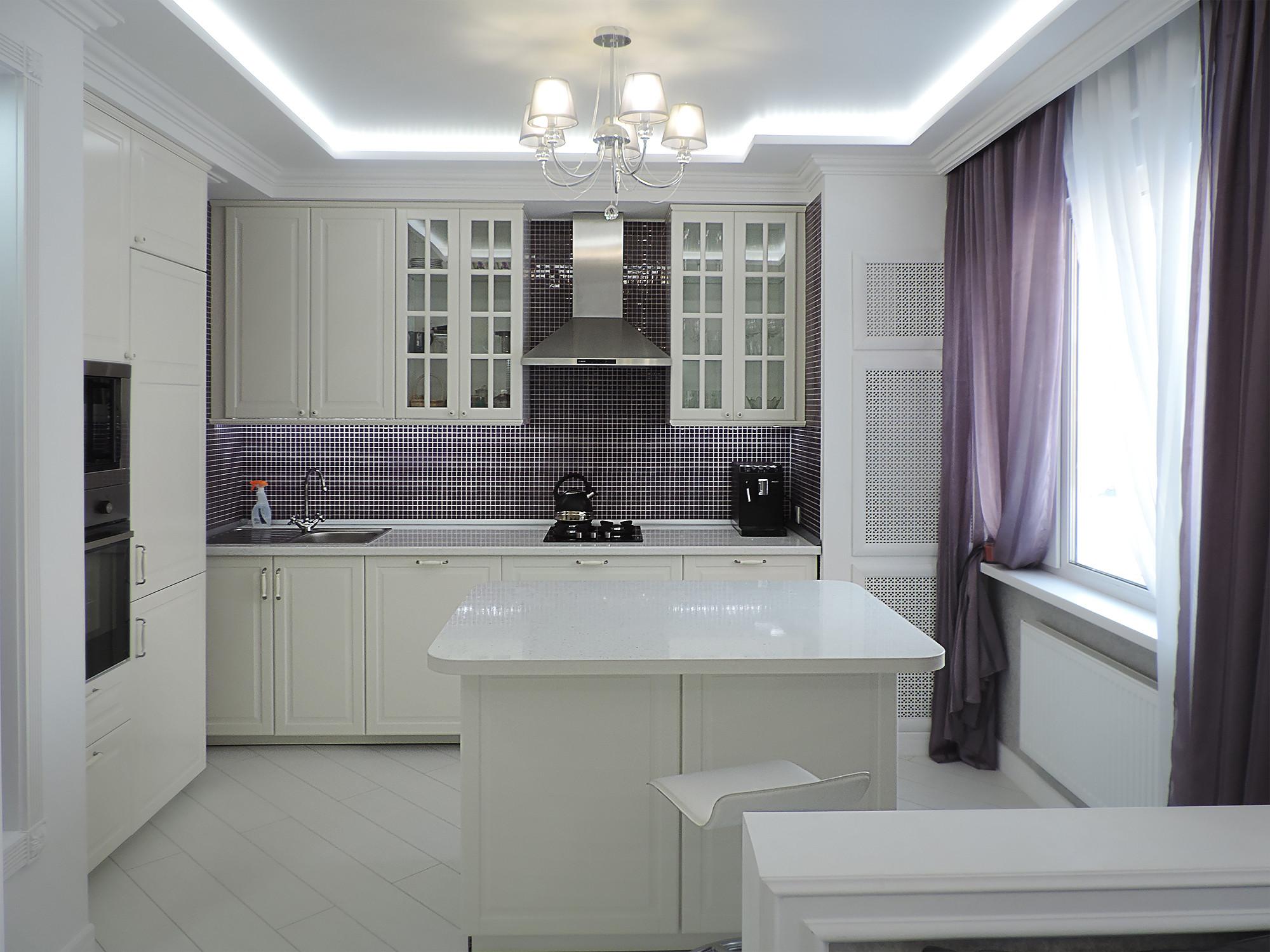 Дизайн-проект квартиры в Нахабино