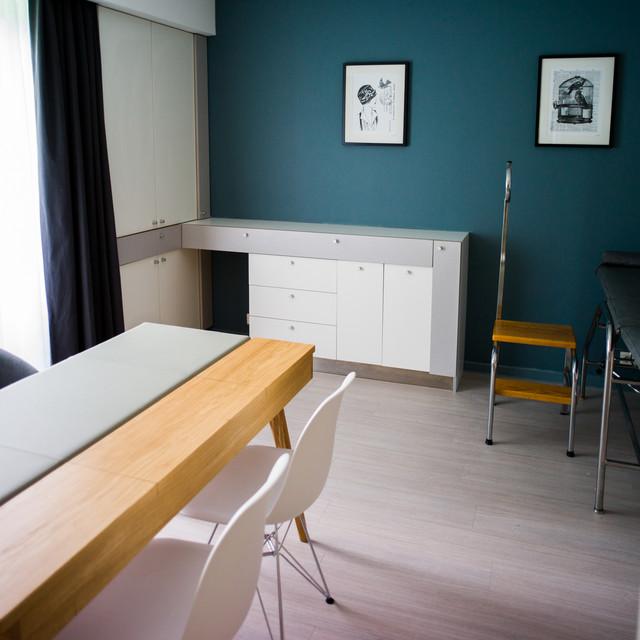 Cabinet Medical Contemporary Dijon By Le Laboratoire Deco