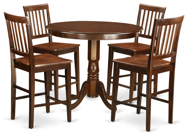 East West Furniture Ada Counter Height Dining Table Set  : craftsman dining sets from www.houzz.com size 640 x 464 jpeg 90kB