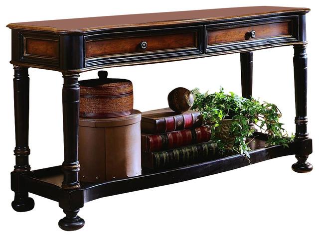 Hooker Furniture Preston Ridge Sofa Table Console Tables