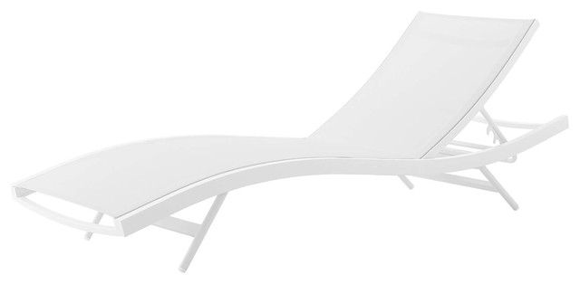Modern Outdoor Lounge Chair Chaise, Contemporary Outdoor Chaise Lounge Chairs