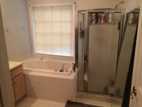 Charmant One Big Shower Or Shower + Standalone Tub?