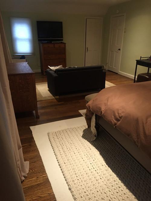 Bedroom Furniture Placement Longer Room Help