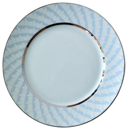Bernardaud Paradise Dinner Plate contemporary-dinner-plates  sc 1 st  Houzz & Bernardaud Paradise Dinner Plate - Contemporary - Dinner Plates - by ...