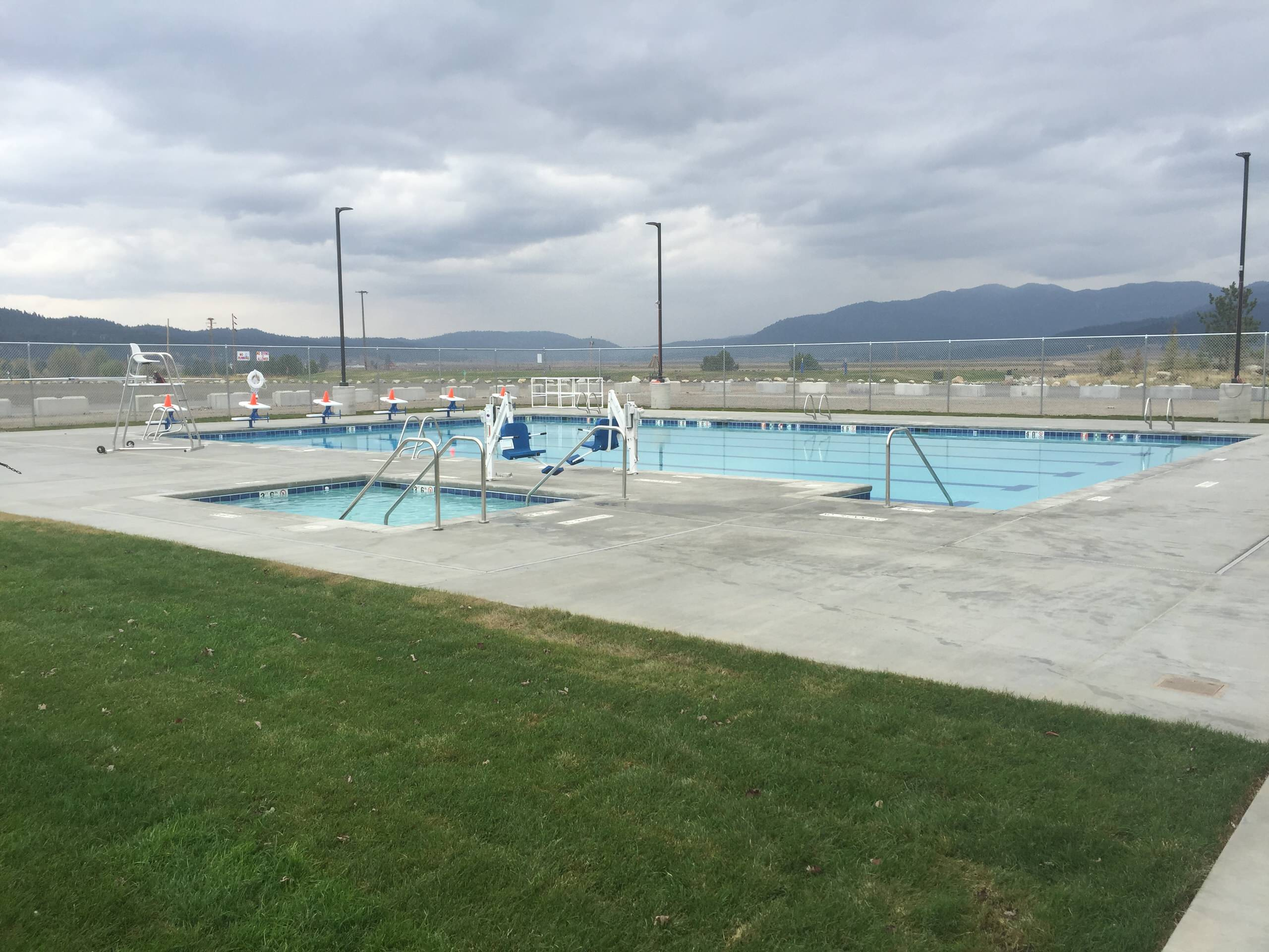 Cascade Aquatic Center