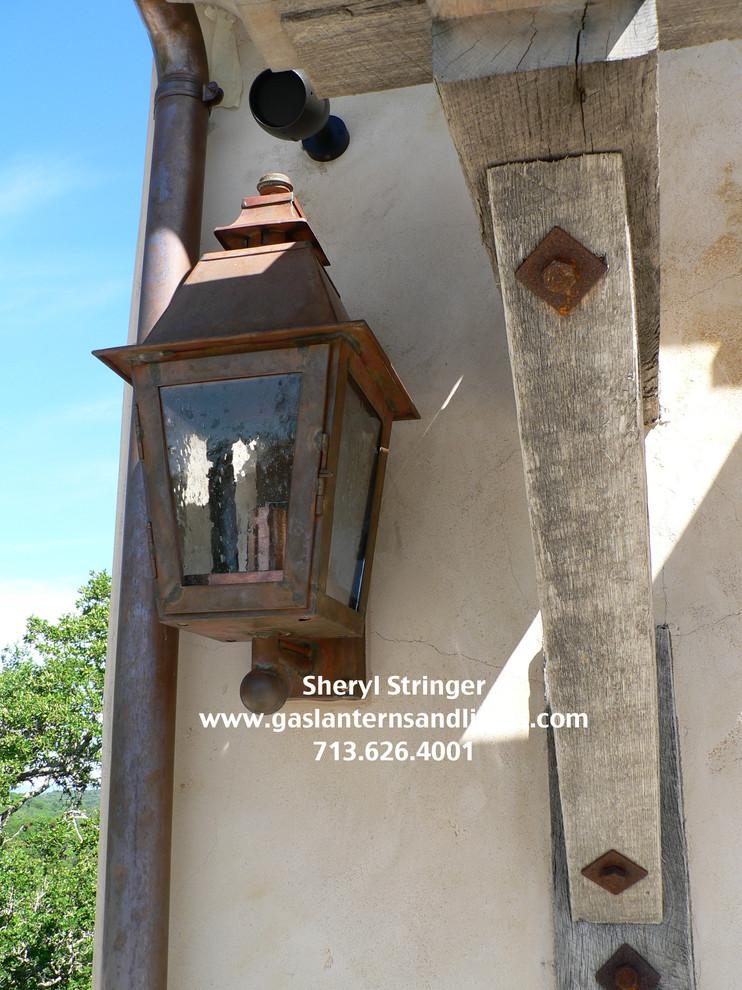 Sheryl's Nordby Style Gas Lantern