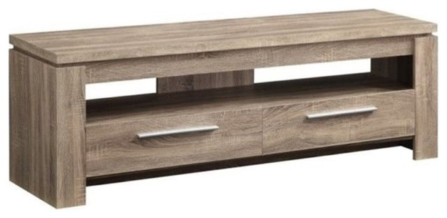 Bowery Hill 59 Tv Stand Weathered Brown