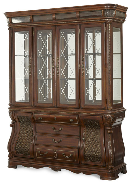 The Sovereign China Cabinet - Victorian - China Cabinets ...
