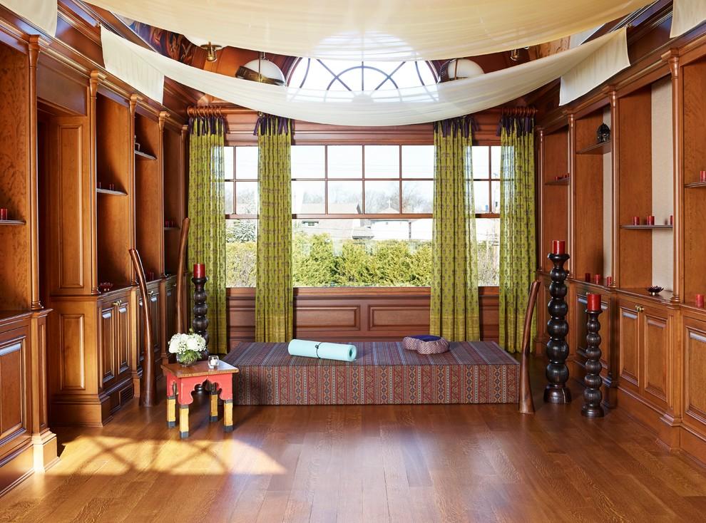 Yoga Spaces