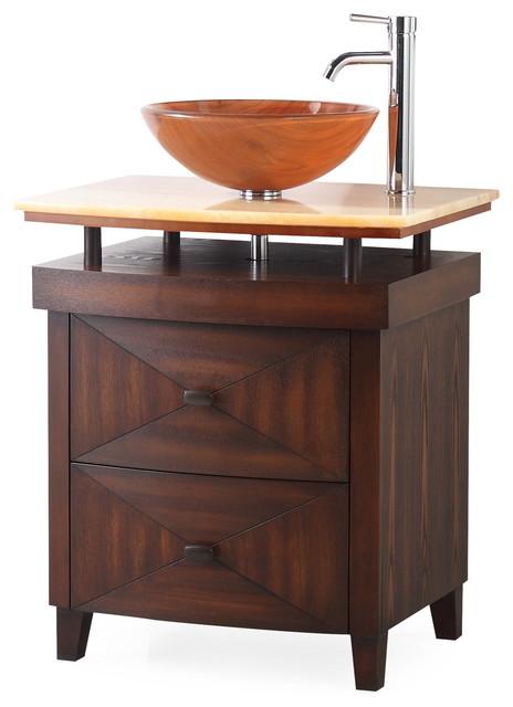 28 Verdana Vessel Sink Small Bathroom Vanity