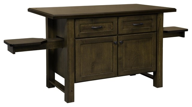 Admirable Amish Kitchen Island With Extendable Seating Download Free Architecture Designs Grimeyleaguecom