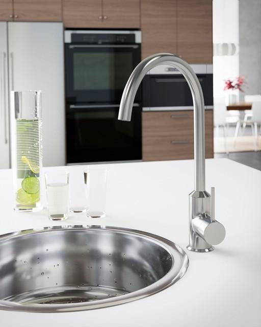 RINGSKÄR single-lever kitchen faucet