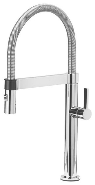 Blanco Culina Mini Pull Down Kitchen Faucet Chrome Kitchen Faucets By Af Supply Corp