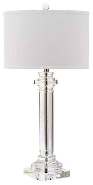 30 in. Traditional Style Nina Column Lamp