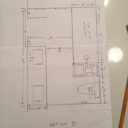 7 x 10 bathroom design is ok for Bathroom design 7 x 10