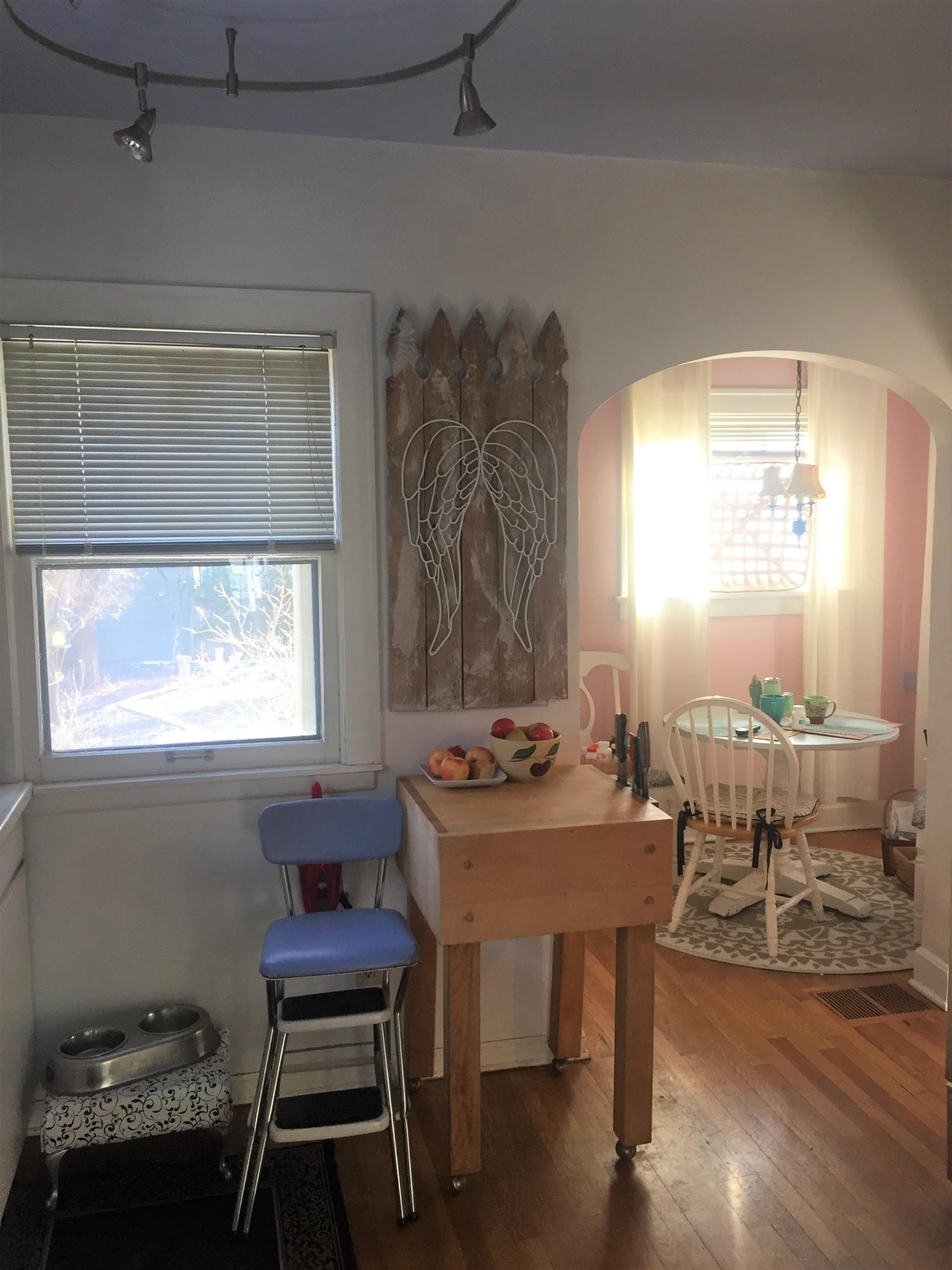 Barnet Kitchen Remodel (design collaboration with Owner)Kit