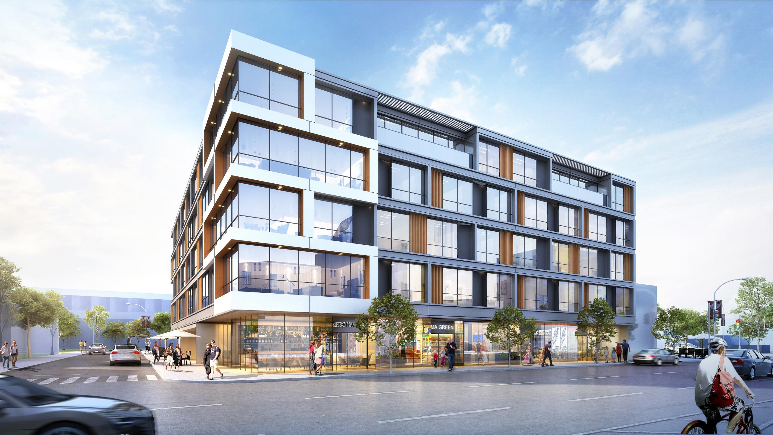 SF SoMa Condominium