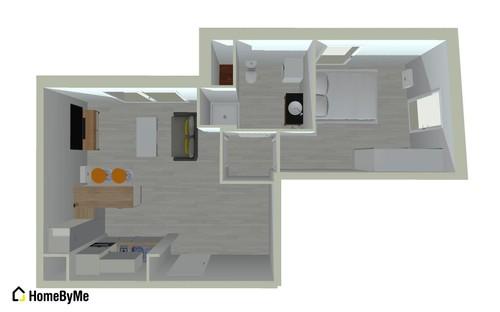 am nagement appartement vefa. Black Bedroom Furniture Sets. Home Design Ideas