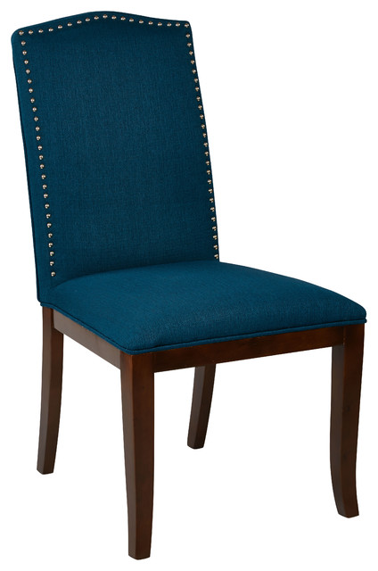 Ave Six Hanson Home Dining Chair Klein Azure