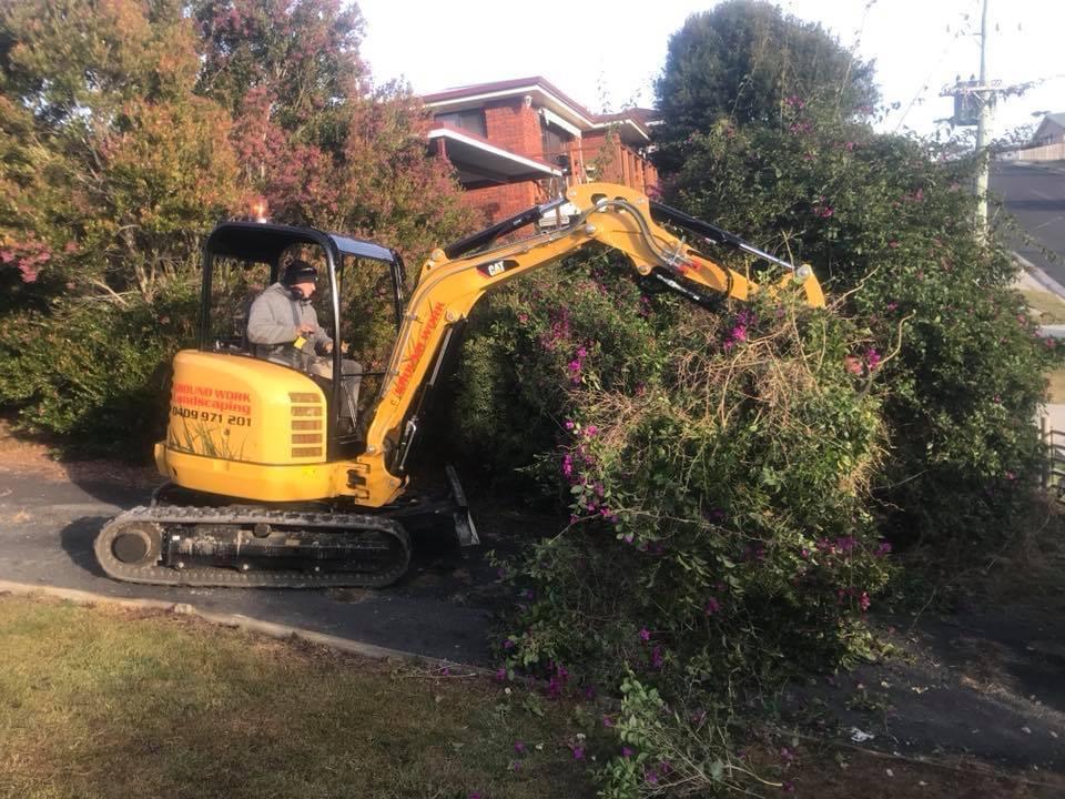 Excavator - machinery