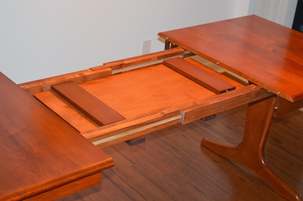 Dinning table - Sam Maloof Style inspired design