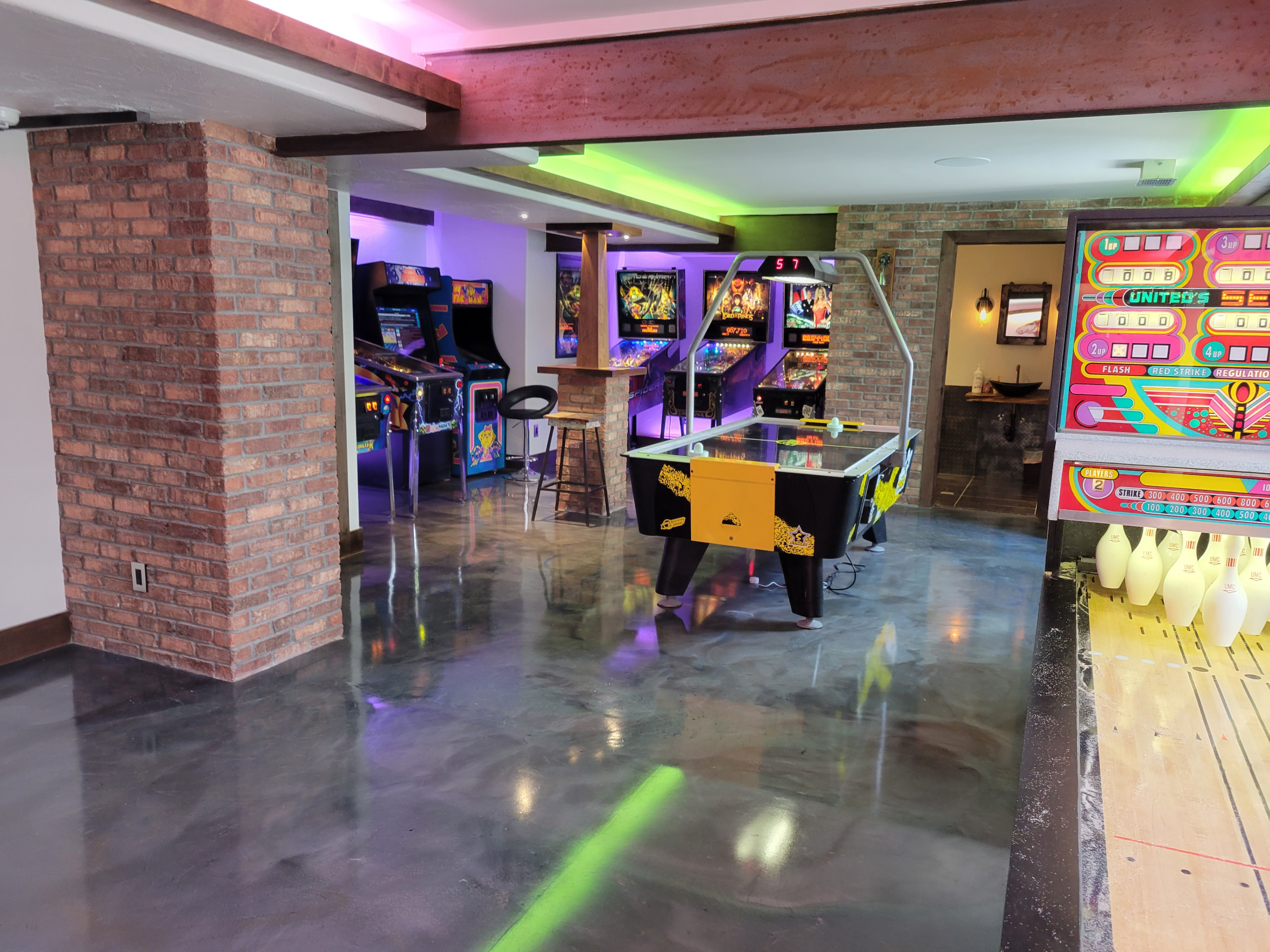 Game Room Renovations