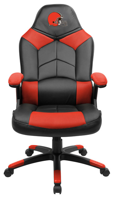 Cleveland Browns Oversized Gaming Chair Contemporary
