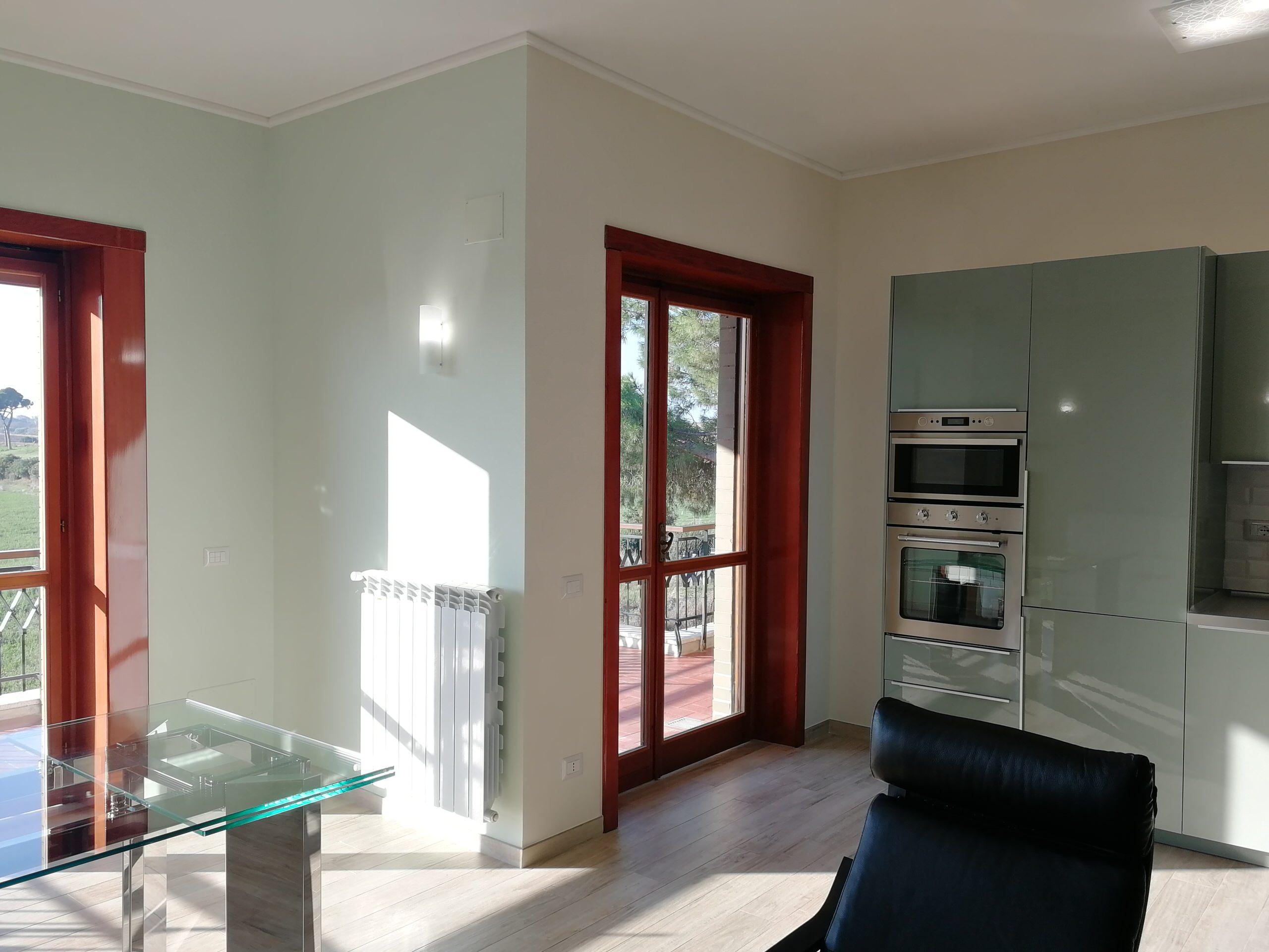 Appartamento 140 mq con superattico