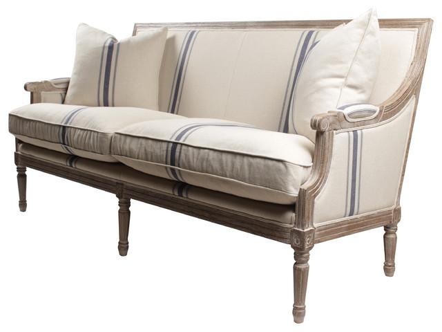 Banington Sofa, Navy Blue.