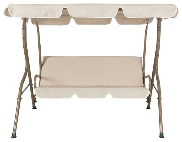 Outdoor Porch Swing Patio Deck Glider