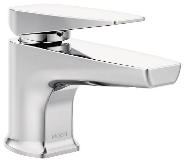 Chrome One Handle Bathroom Faucet S8001