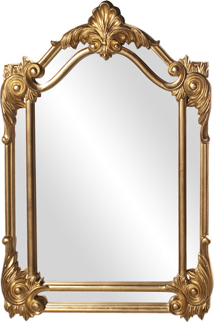 Howard Elliott Cortland Gold Mirror