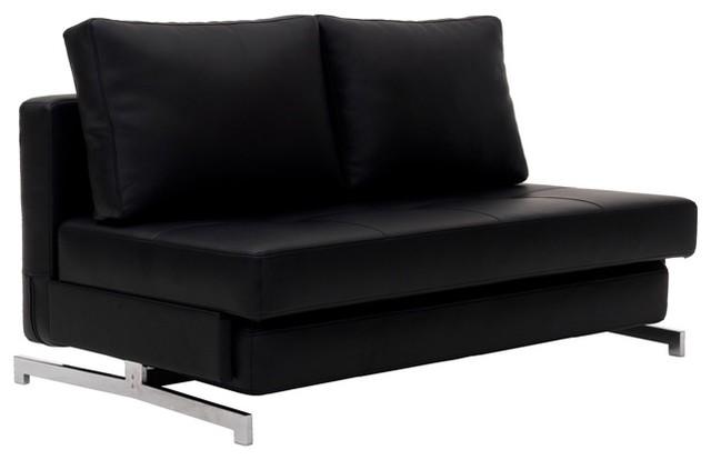 Sofa Bed K43-2, Black.